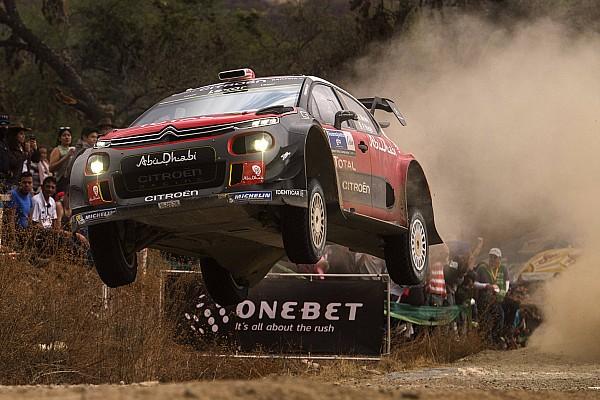 WRC Laporan leg WRC Meksiko: Insiden saat Power Stage, Meeke tetap juara