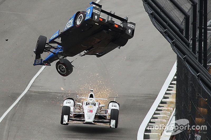 Top 10: Motorsport-Fotos der Woche - Crashbilder