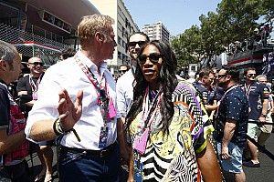 """Serena Williams torce por recorde de Hamilton na F1: """"Grande amigo"""""""