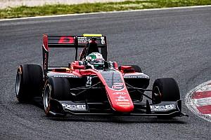 GP3 テストレポート 【GP3】バルセロナテスト初日:福住仁嶺がトップタイムをマーク