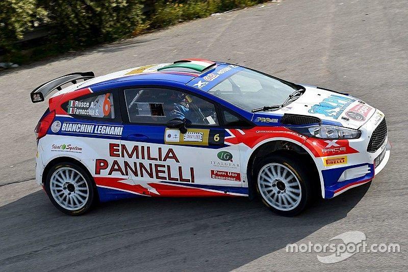 X Race al via del CIR con una Ford Fiesta R5 per Rusce-Farnocchia