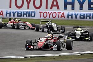 F3 Europe Yarış raporu Silverstone F3: Ilott, Erikkson ve Norris kazandılar