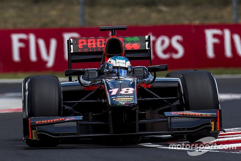 """De Vries na tweede podium in Hongarije: """"Een geweldig gevoel"""""""