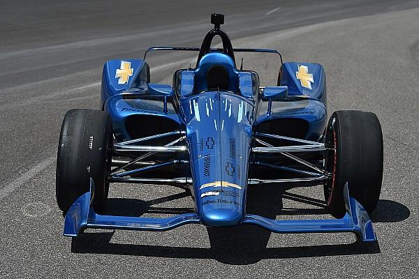 IndyCar Fotogallery: il kit aerodinamico universale 2018 della IndyCar
