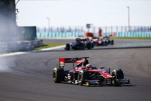 Matsushita precede Rowland e conquista il successo in Gara 2 a Budapest
