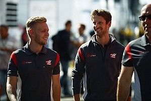 "Magnussen stopped Grosjean getting ""complacent"" at Haas"