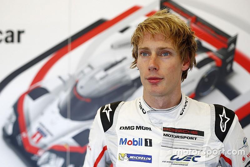 Hartley seguirá siendo piloto de Porsche en 2018