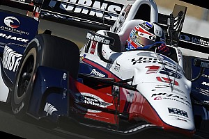 IndyCar Practice report Sonoma IndyCar: Rahal heads warm-up, Dixon leads title contenders