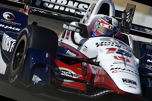 Sonoma IndyCar: Rahal heads warm-up, Dixon leads title contenders