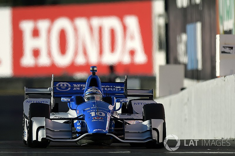 """Kanaan """"disappointed"""" with how he performed at Ganassi"""