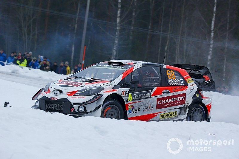 Grönholm tire un trait définitif sur le WRC