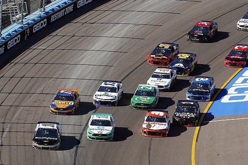 NASCAR weekend schedule at Phoenix