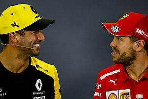 Ricciardo lenne a tökéletes utód Vettel helyén, ha a világbajnok távozna?