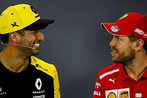 Источник: Потеряв Сайнса, McLaren попробует заменить его Риккардо, а не Феттелем