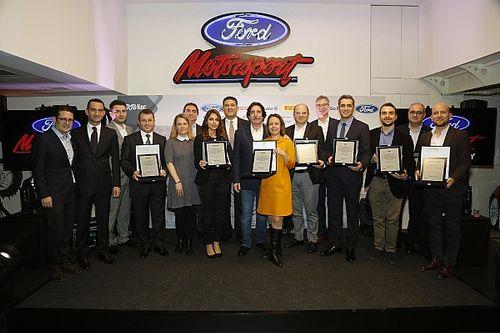 Ford Motorsport Türkiye, 2018'deki başarılarını sezon sonu partisiyle kutladı