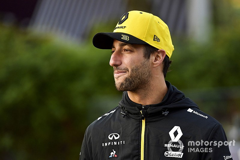 Ricciardo confident he can tame Renault's braking