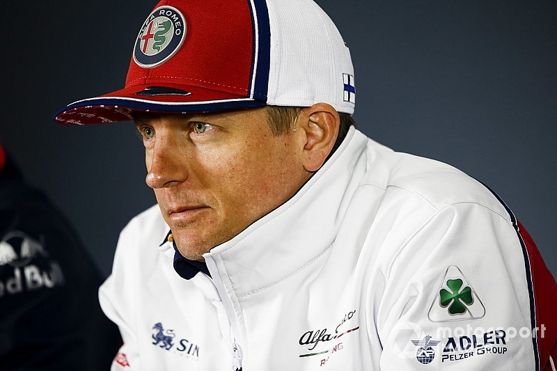 "F1 becoming ""more of a hobby"" for Raikkonen"