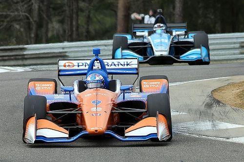 Dixon praises Race Control for delayed Barber caution