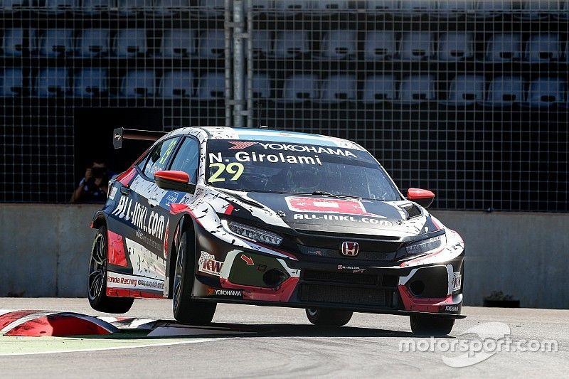 Néstor Girolami, con Honda, empieza dominando el fin de semana