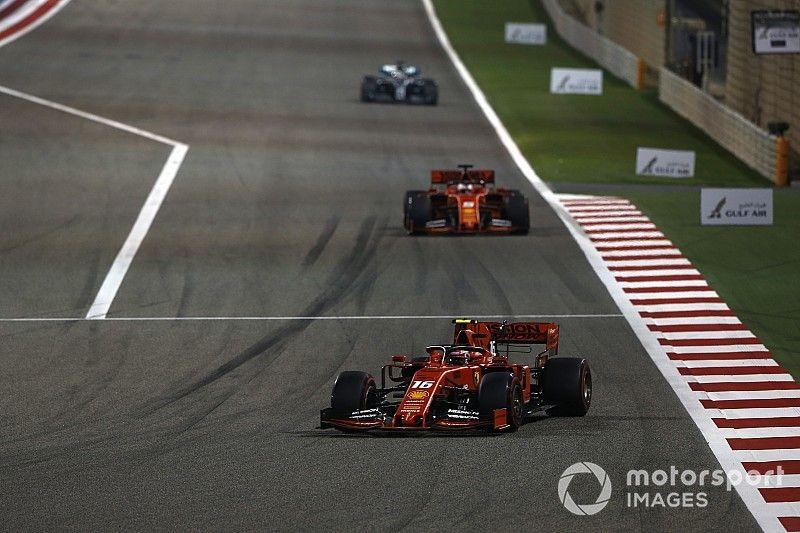Ferrari's Bahrain edge goes beyond straightline speed