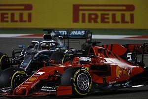 """Hamilton: Los errores de Vettel han sido """"menores"""""""