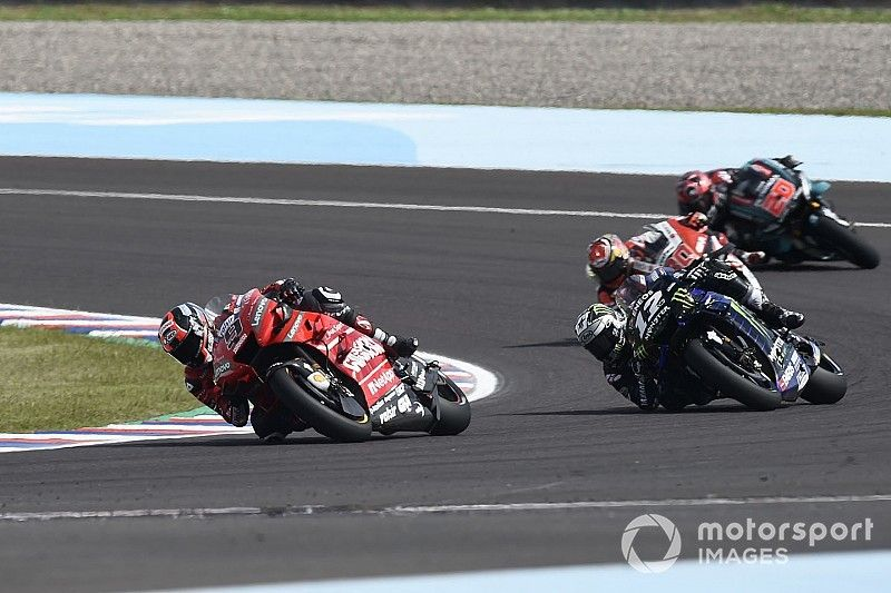Petrucci says he must learn to manage races better