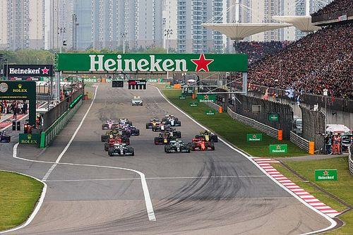 F1: Promotores do GP da China buscam adiamento da prova em 2021