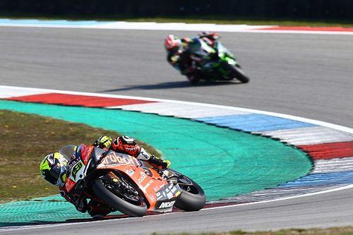 Kawasaki kalah performa dari Ducati