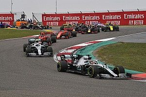 Mercedes donne les 3 raisons de son rejet des grilles inversées