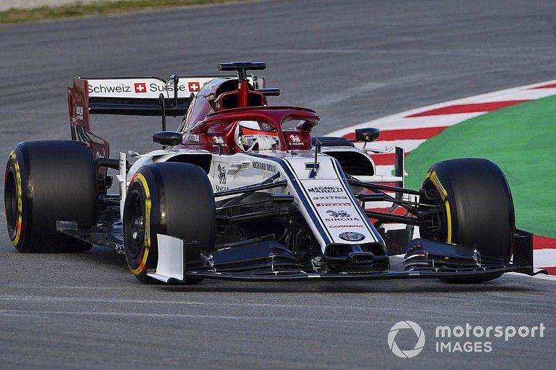 """Raikkonen ziet kansen: """"Alfa Romeo heeft grote stap gezet"""""""