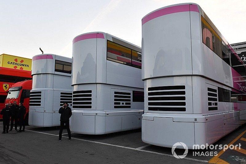 Racing Point gaat flink uitbreiden in Silverstone
