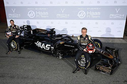 Photos - Haas présente officiellement la VF-19