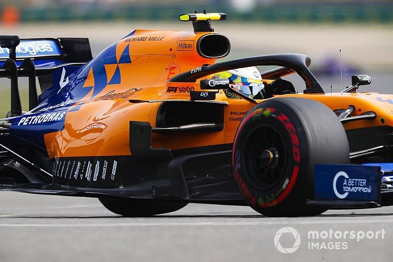 Optimisme pour Norris malgré le zéro pointé de McLaren
