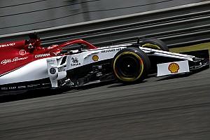 Räikkönen a dessiné lui-même sa nouvelle pédale de frein