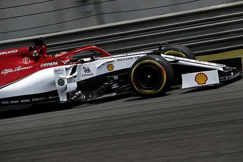 Chefe da Alfa: Raikkonen desenhou mudanças do próprio pedal de freio