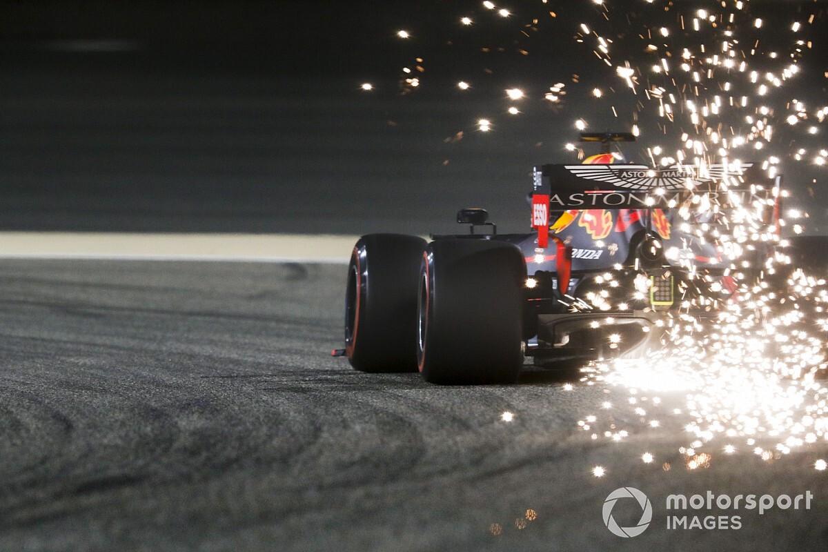 Verstappen: Araçtaki sorunlarla beşinci olmak çok iyi