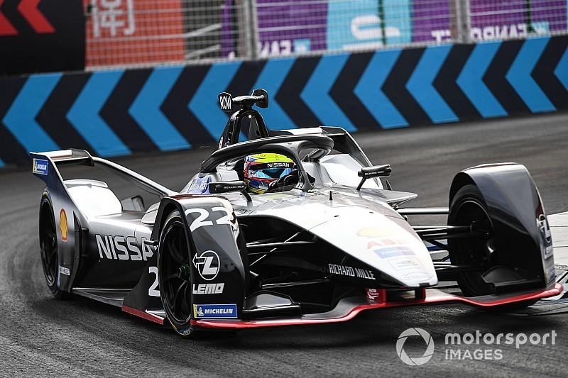 """Rowland: La pole en Fórmula E ha sido """"lo mejor"""" de su carrera"""
