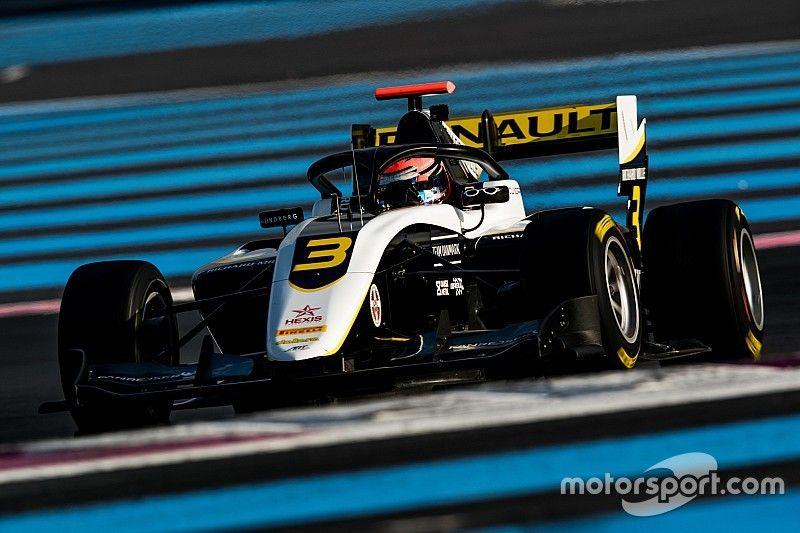 Lundgaard cierra como el más rápido en el test de F3