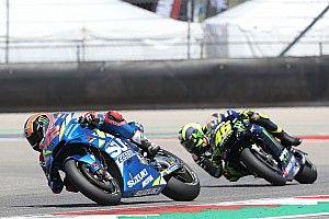 Dovizioso: Rins ve Rossi, sezon sonuna kadar şampiyonluk mücadelesi verecek