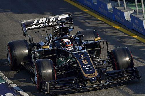 Deja vu Grosjean dan Haas di Australia