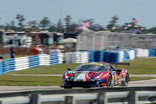 Ferrari sera à Sebring malgré la quarantaine en Italie