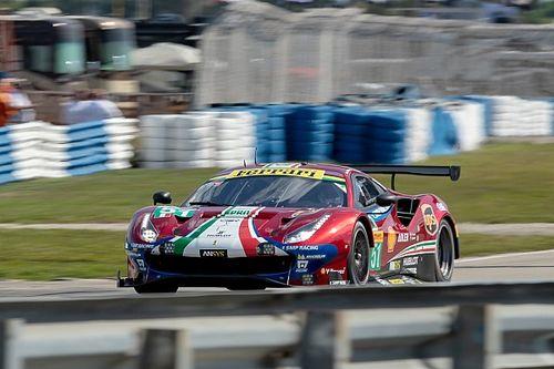 Ferrari's Sebring presence safe amid Italy quarantine