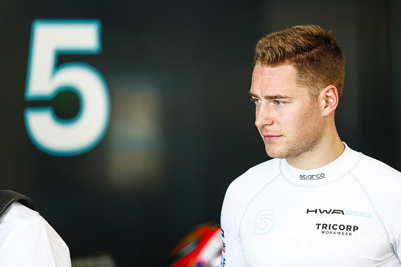 Vandoorne finding more joy without F1 politics