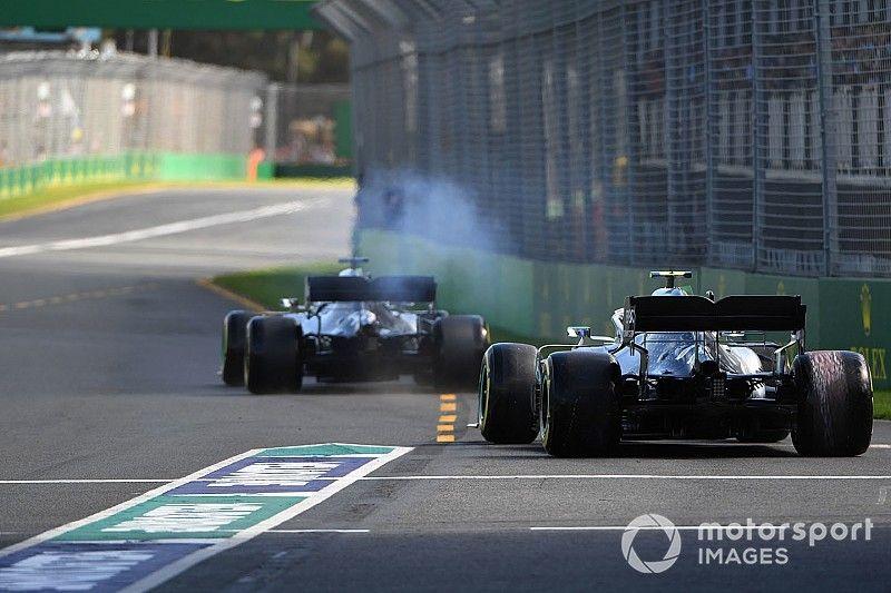Una clasificación de cuatro rondas en F1, opción para 2020