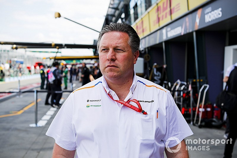 McLaren boss revives Bathurst 1000 plan