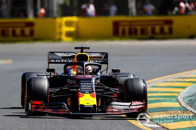 """Verstappen na vrijdag in Melbourne: """"Mercedes ziet er heel snel uit"""""""