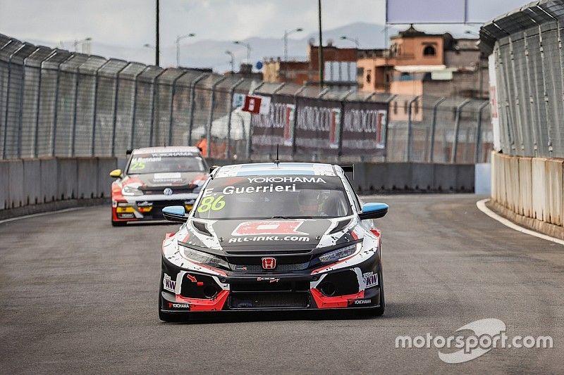 Guerrieri se lleva en Marruecos la primera carrera del WTCR 2019