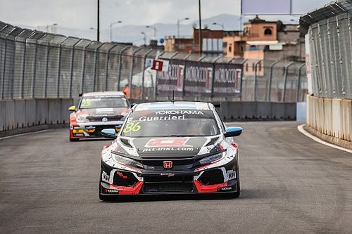 Marrakesh WTCR: Guerrieri on pole for opener