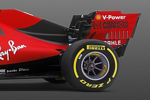 Новий болід Ferrari Ф1 містить екстремальні рішення