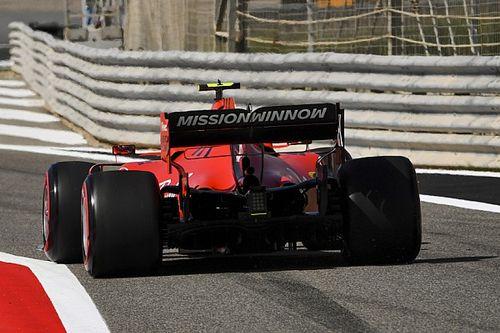 FP1 GP Bahrain: Leclerc tercepat, Ferrari 1-2